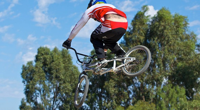 Anthony Dean at Nerang Nationals in Australia