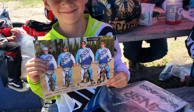STX BMX Raceway Clinic