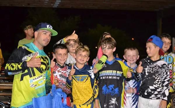 Clinic Tour / USA BMX Disney Cup Florida