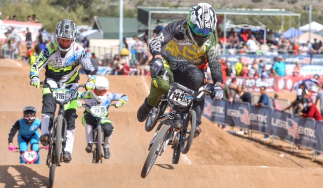 Report USA BMX Phoenix