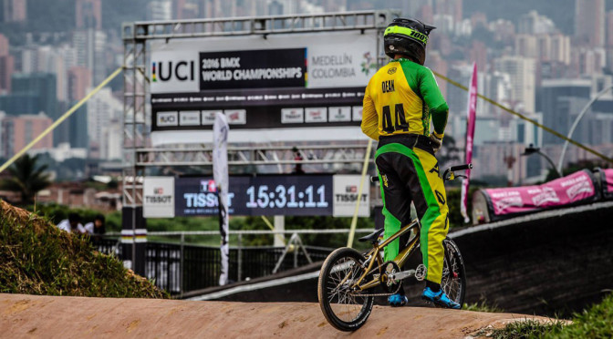 UCI World Championships Medellin, Colombia