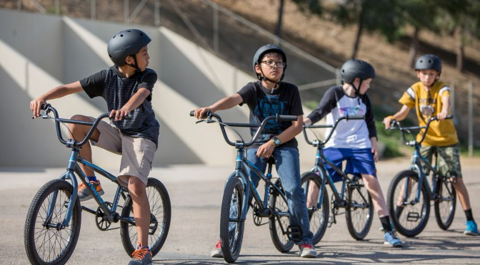 Ride To End Obesity After School program