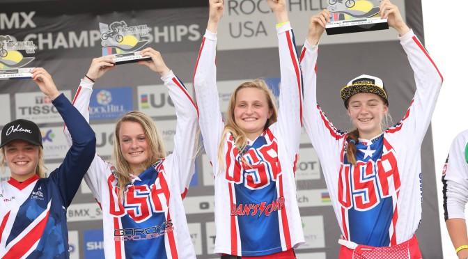 Payton Ridenour – 2nd Place at the UCI World Championships