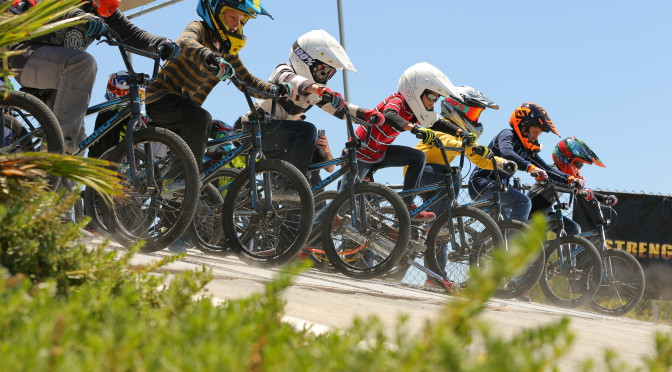 BMX Pro For A Week YMCA Summer Camp