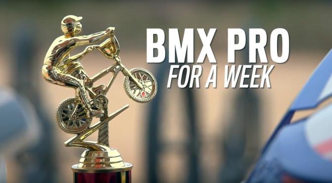 New WD-40 BIKE, BMX Pro for a Week YMCA Camp Edit by Justin Kosman